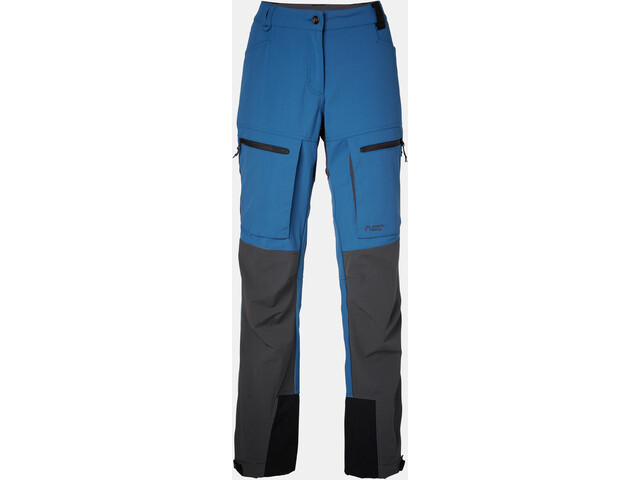 North Bend Trekk Pantalon Femme, blue bay